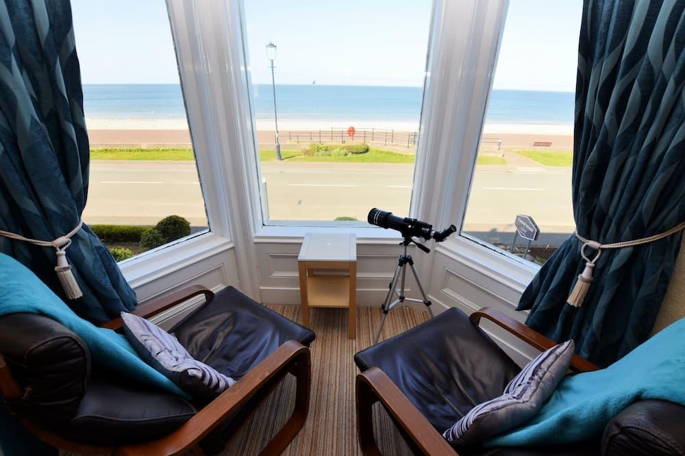 Superior szoba kétszemélyes ággyal, fürdőszobával, kilátással a tengerre (1st floor) - Vendégszoba