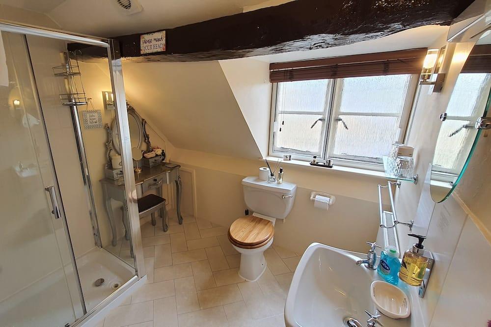 ห้องลักซ์ชัวรี่ดับเบิล, ห้องน้ำในตัว - ห้องน้ำ