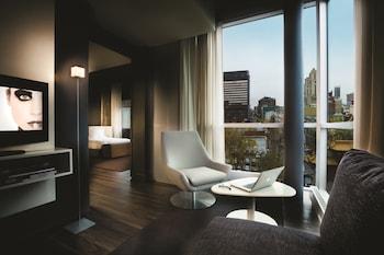 蒙特婁零 1 飯店的相片