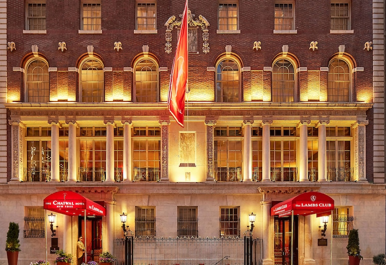 The Chatwal, a Luxury Collection Hotel, New York City, Nova York