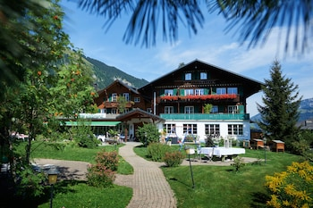 Enter your dates to get the Lenk hotel deal