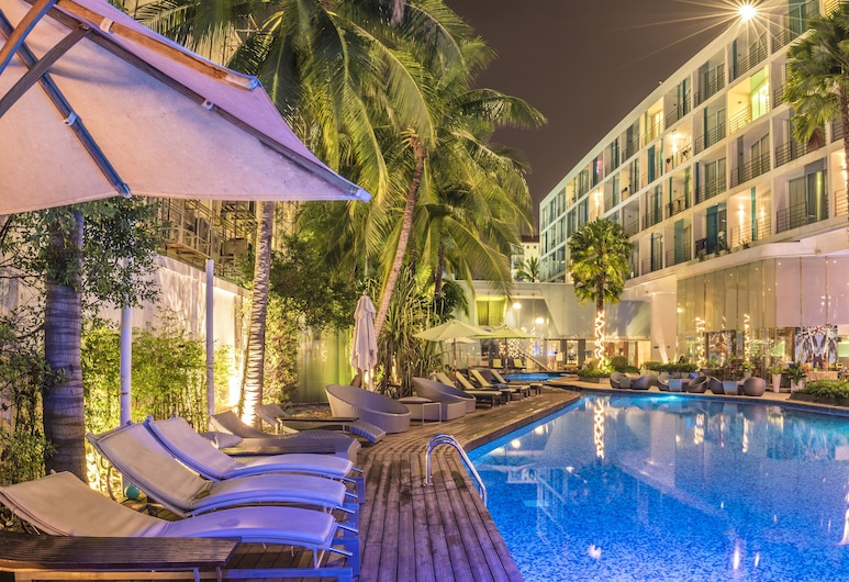 Baraquda Pattaya – Mgallery, Pattaya, Outdoor Pool