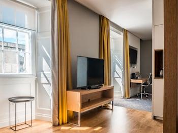 Foto van Apex Waterloo Place Hotel in Edinburgh