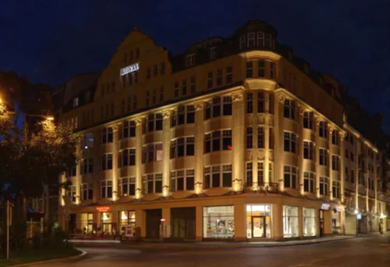 Hotel Royal International, Leipzig, Exterior