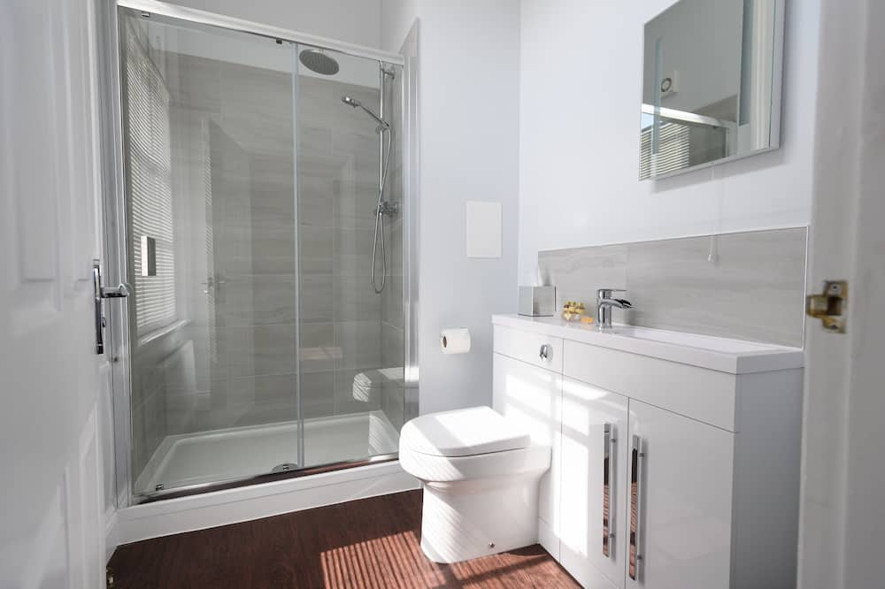 Chambre Double Supérieure, salle de bains attenante - Salle de bain