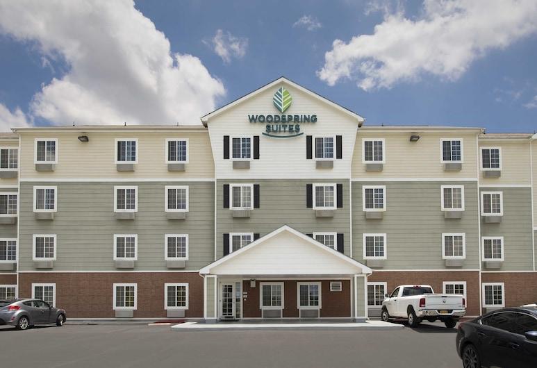 聖安東尼奧北 I-35 伍德斯普林套房飯店, 聖安東尼奧