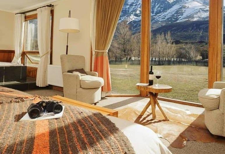 Hotel Las Torres Patagonia, Torres del Paine, Habitación superior, Vista de la habitación