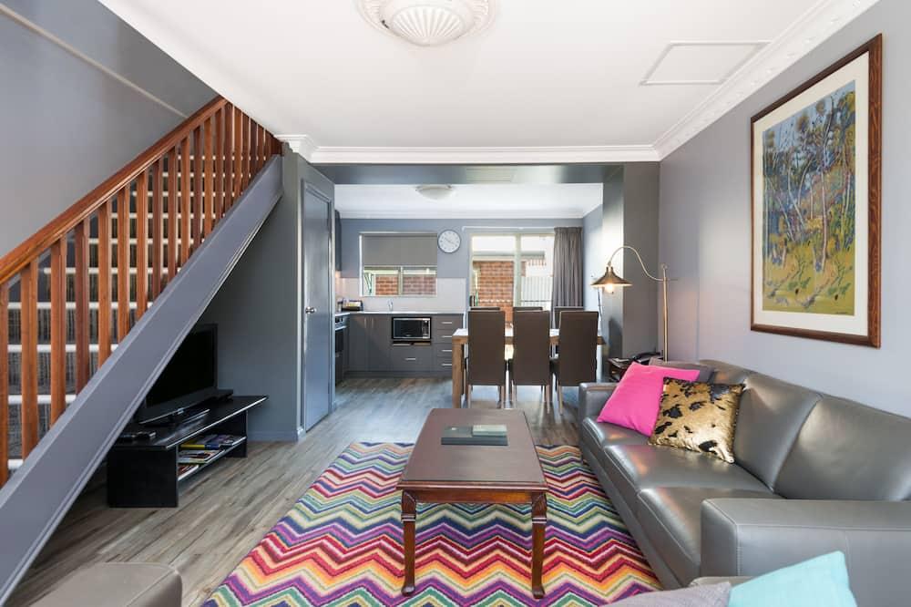 Apartament standardowy, 2 sypialnie, dla niepalących, kuchnia (Townhouse 1Q2S) - Powierzchnia mieszkalna