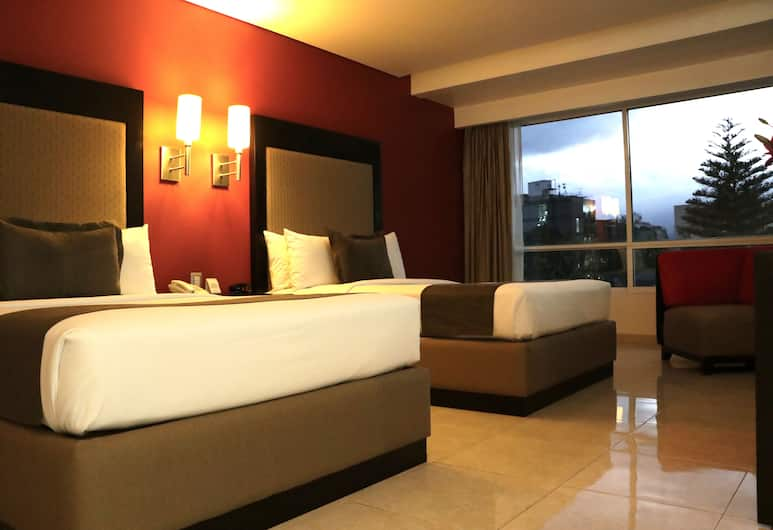 Hotel & Suites PF, Mexico City