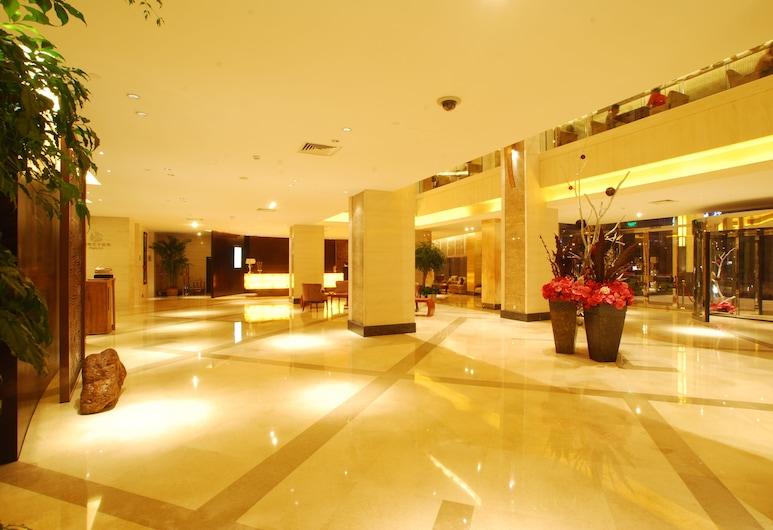 Yiwu International Mansion Hotel, Jinhua, Lobby
