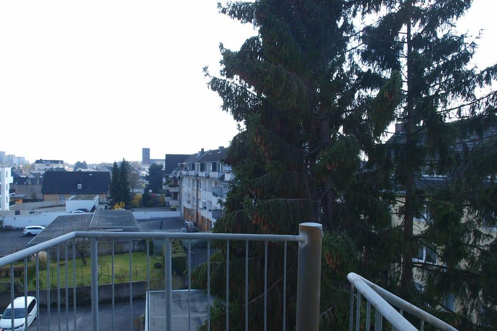 Jednolůžkový pokoj - Výhled na město