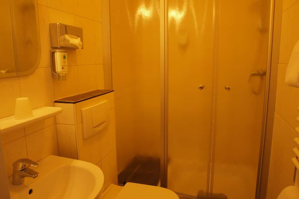 Dvoulůžkový pokoj - Sprcha