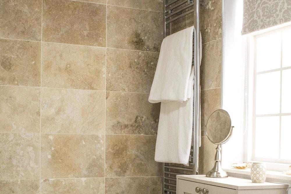 Feriehus - 3 soveværelser - eget badeværelse (April Cottage) - Badeværelse