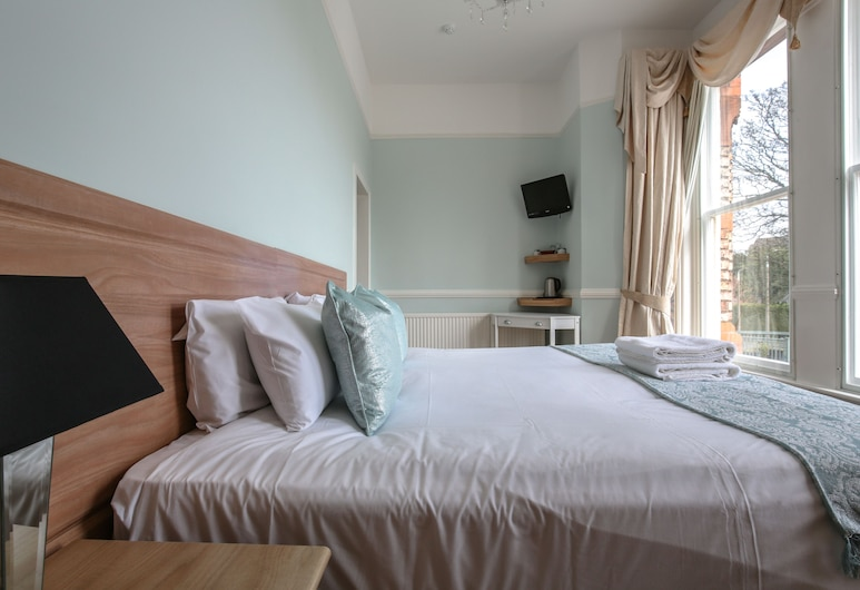 Sefton Park Hotel, Liverpool, Standard Room, 1 Double Bed, Guest Room