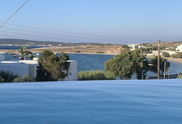 Lilly Residence-Sea View Suites - Adults Only, Paros, Sea View Junior Suite, Private Infinity Pool (Heated), Vista a la playa o el mar