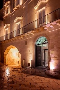 Fotografia do Palazzo Gattini Luxury Hotel em Matera