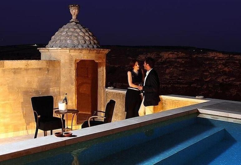 嘉蒂妮宮豪華酒店, 馬特拉, 陽台