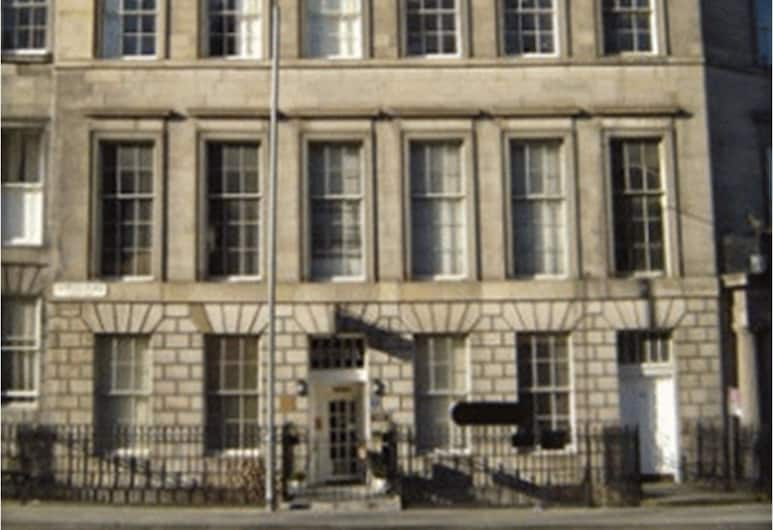 Playfair House Hotel, Edinburgh, Hotel Front