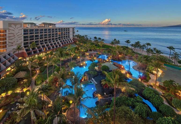 Marriott's Maui Ocean Club - Molokai, Maui & Lanai Towers, Lahaina, Dış Mekân