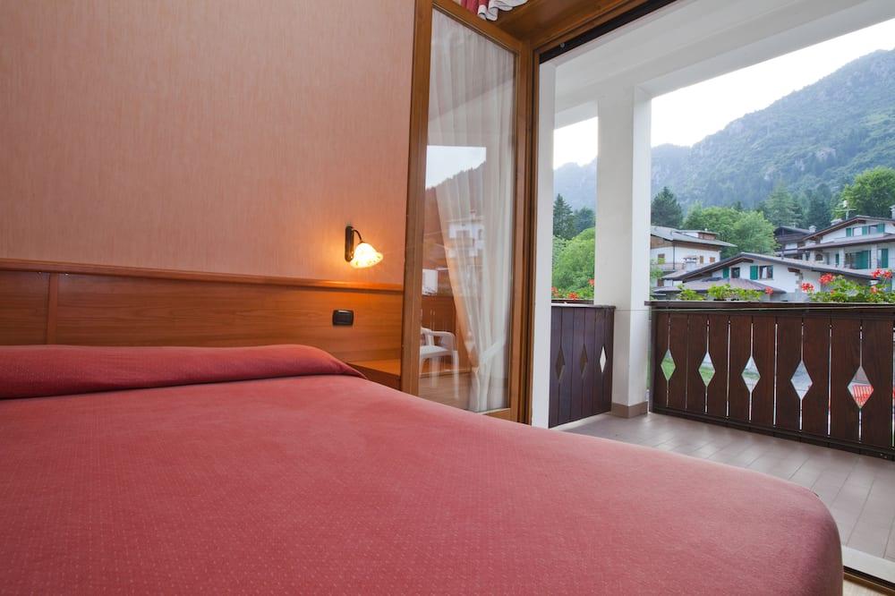 Tweepersoonskamer, 1 queensize bed - Balkon