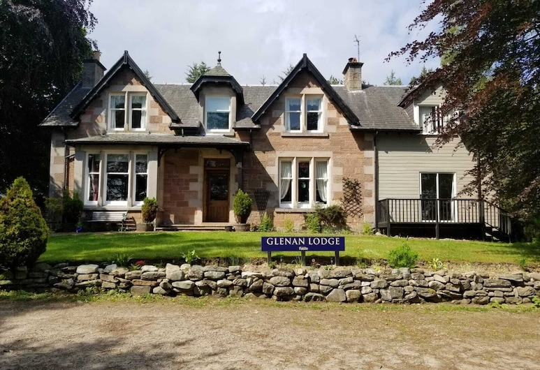 Glenan Lodge, Inverness