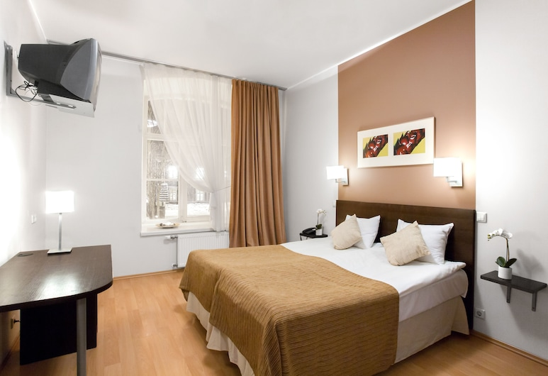 City Hotel Tallinn by Unique Hotels, Tallinn, Double or Twin Room, Garden View, Guest Room