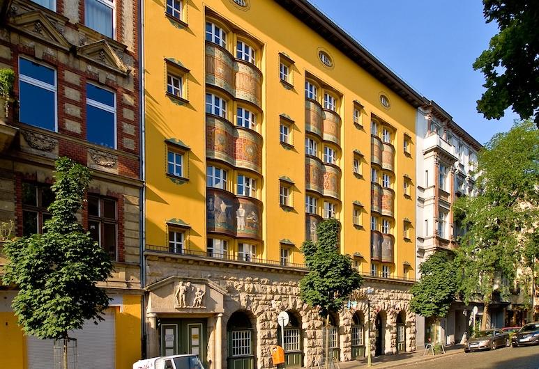 Amstel House Hostel Berlin, Berlin, Hotellets front