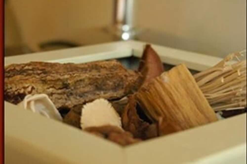 Szoba kétszemélyes ággyal, fürdőszobával (Champagne) - Fürdőszoba