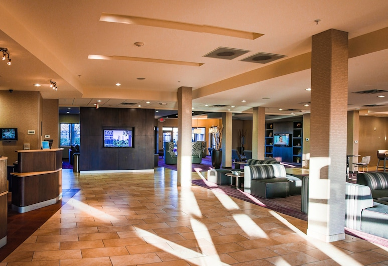 Courtyard by Marriott Norman, Norman, Lobby