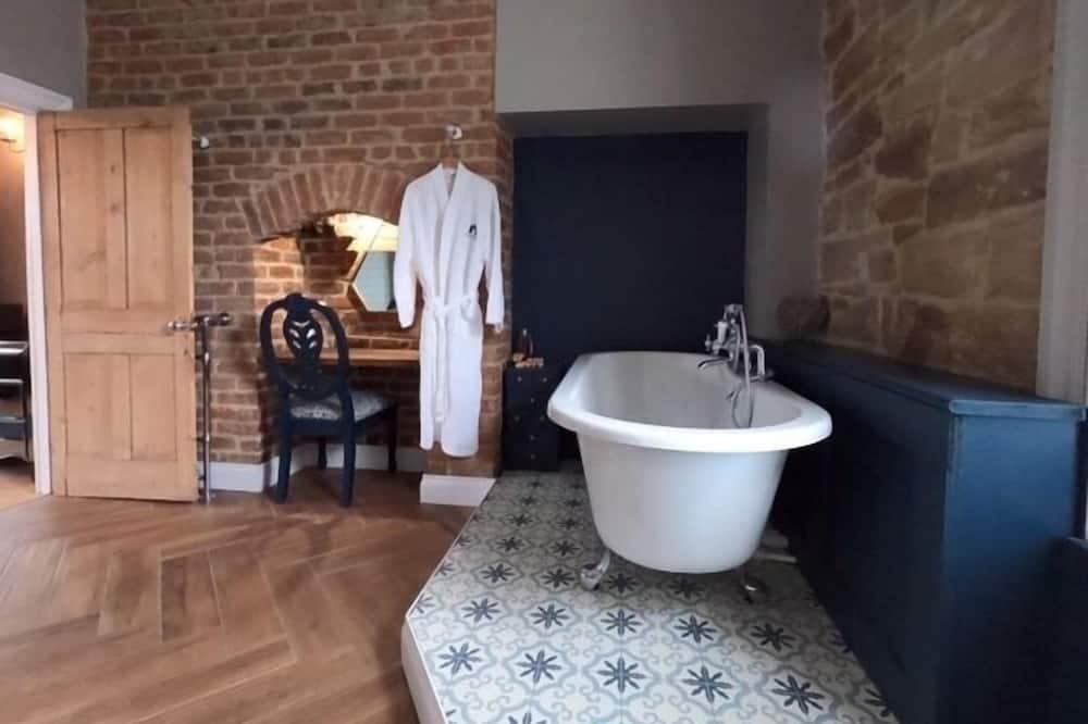 Luksusa numurs, vannasistaba numurā (Dunstanburgh) - Vannasistaba