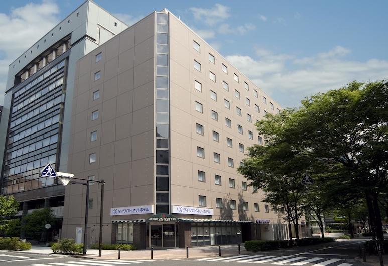 新橫濱戴哇魯內飯店, 橫濱