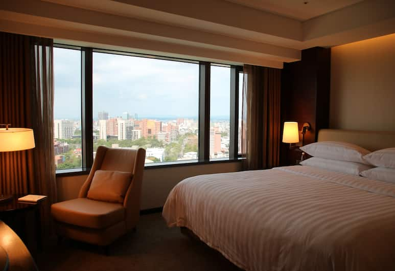 香格里拉台南遠東國際大飯店 , 台南市, 雅仕套房 - 含Lounge Access (早餐 / 全天咖啡點心飲料 / Happy Hour), 客房景觀