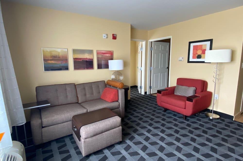 Suite, 1 habitación, para no fumadores - Sala de estar