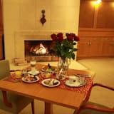Pokój dwuosobowy z 1 lub 2 łóżkami, 1 sypialnia, przystosowanie dla niepełnosprawnych - Wyżywienie w pokoju