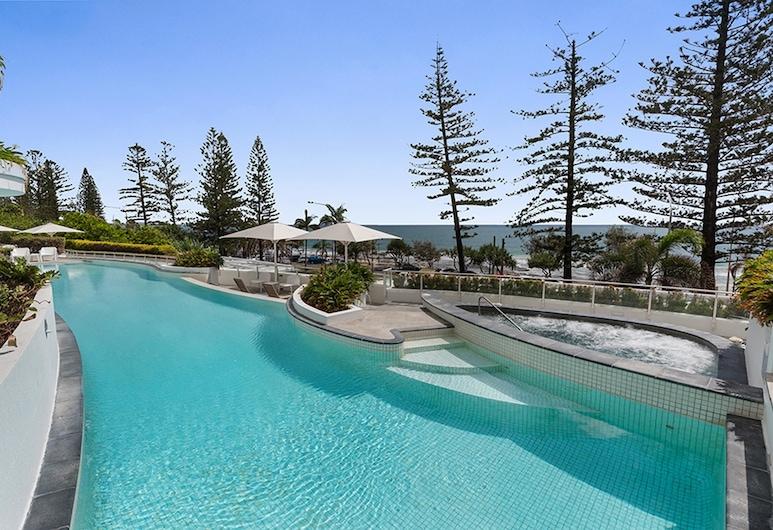 Mantra Sirocco Resort, Mooloolaba, Pool