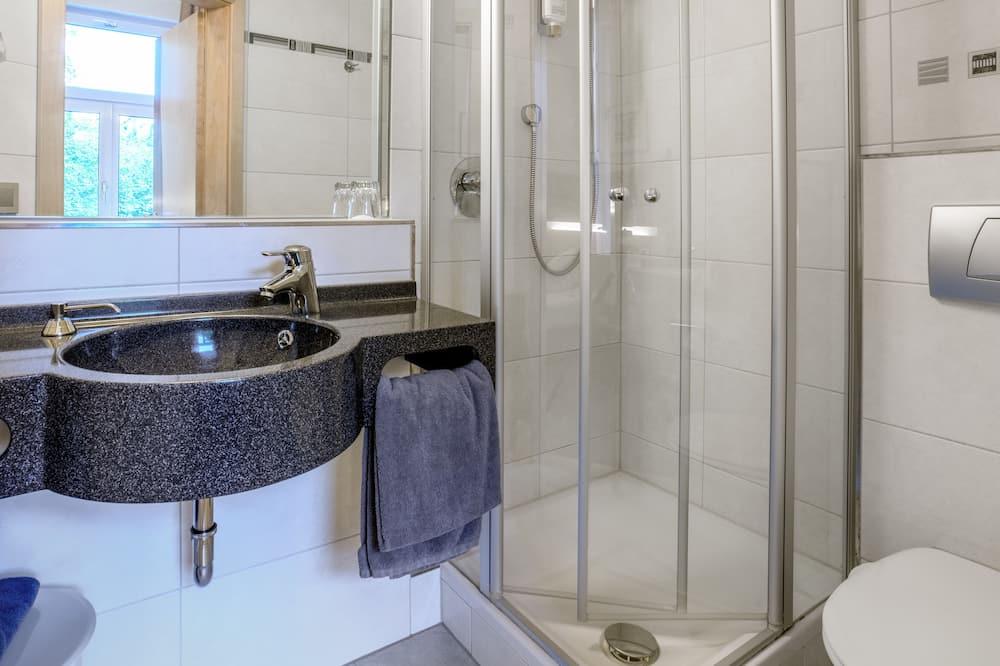 Comfort - yhden hengen huone - Kylpyhuone