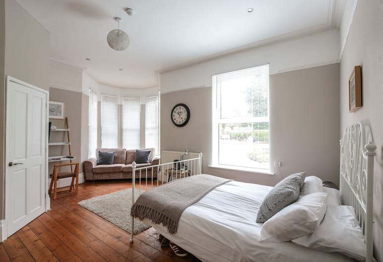 Baytree Lodge, Chester, Double Room, Ensuite (Scandinavian Room), Guest Room