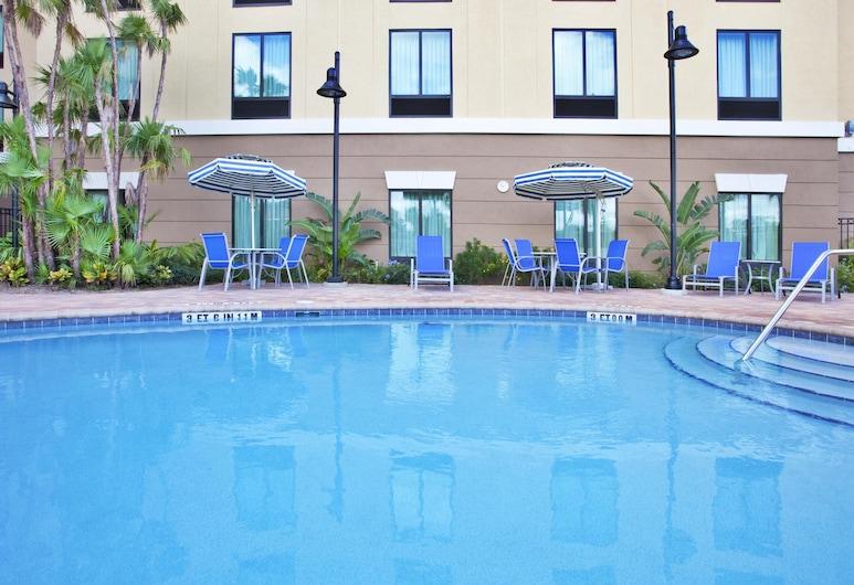 Holiday Inn Express & Suites, International Drive, Orlando, Piscina