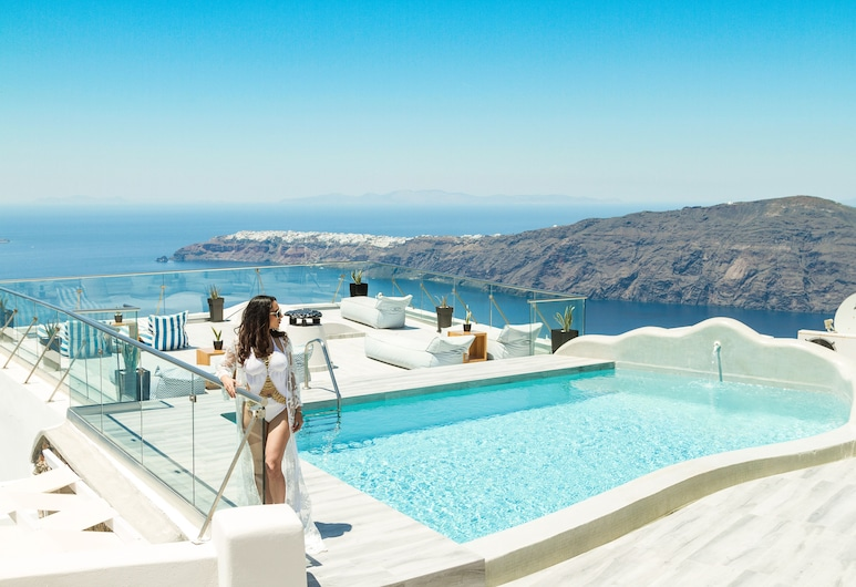 Galaxy Suites & Villas, Santorini