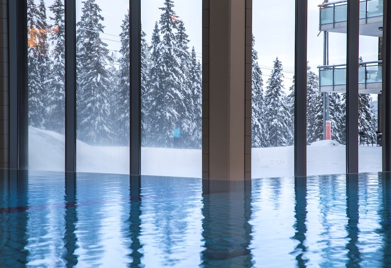 Radisson Blu Resort Trysil, Trysil, Indendørs pool