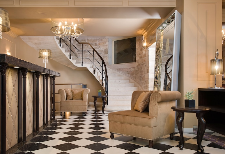 Heritage hotel Bastion- Relais & Chateaux, Zadar, Rezeption