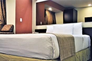 在托卢卡的托卢卡温德姆米克罗套房酒店照片