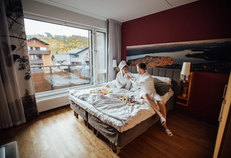 Break Sokos Hotel Levi, Kittilä, Suite, 1King-Bett, Zimmer