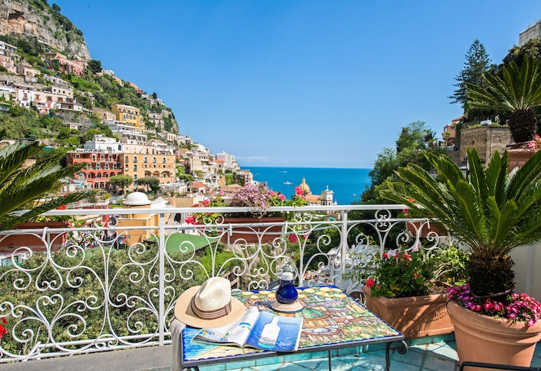Hotel Royal Prisco, Positano, Junior Suite, Sea View, Terrace/Patio