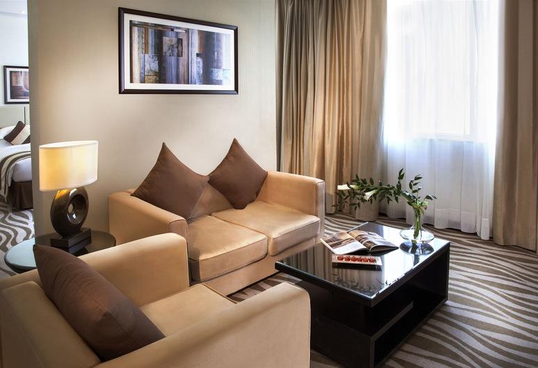 Cristal Hotel Abu Dhabi, Abu Dhabi, Emerald Suite, Phòng