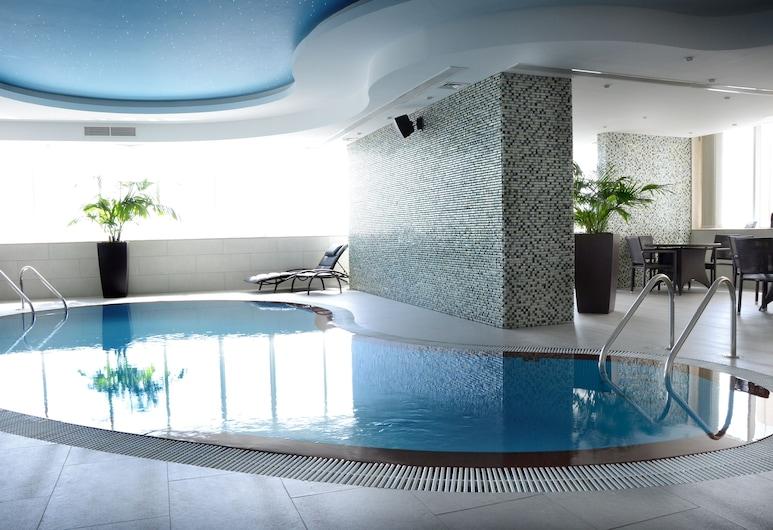 Cristal Hotel Abu Dhabi, Abú Dhabi, Krytý bazén
