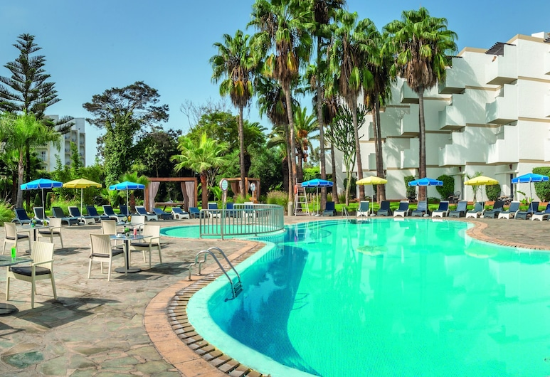 Odyssee Park Hotel, Agadir, Buitenzwembad