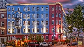 Selline näeb välja Hotel Urania, Viin