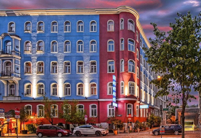 Hotel Urania, Βιέννη, Πρόσοψη ξενοδοχείου