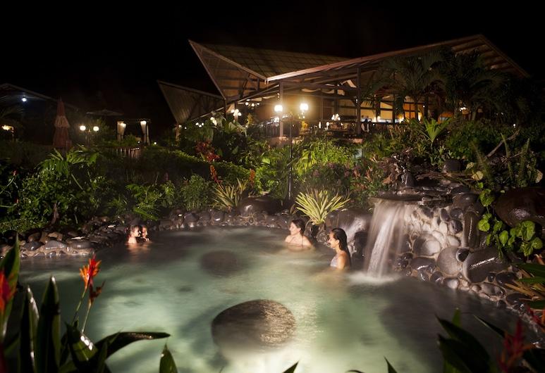 Arenal Springs Resort, La Fortuna, Utendørsbasseng